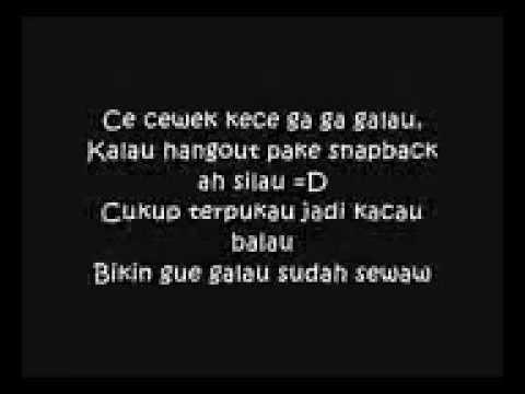 Young Lex Ft Lil Gucci Cewe Kece Lyrics Youtube