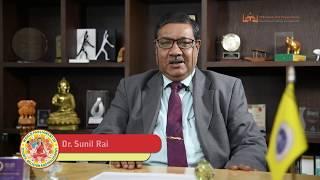 Dr  Sunil Rai ( Vice-chancellor, MIT-ADT University )