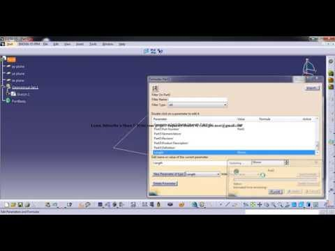 catia-powerful-tricks-collection-#112 parameters,relations-missing-specification-tree;how-to-restore