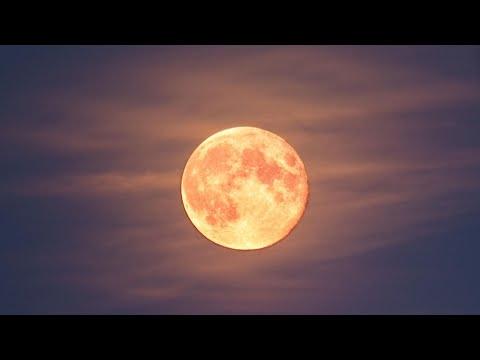 Cold Moon, Beaver Moon, Child Moon: Sunday night's full moon ...