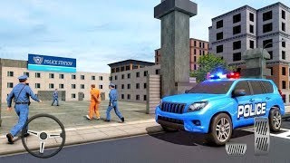 US Police Hummer Car: Police Chase - Officer Job Simulator - Android Gameplay FHD