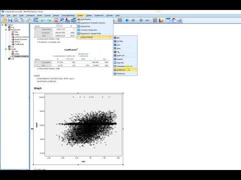 Two-level multilevel model using SPSS (chapter 3 v1) - YouTube