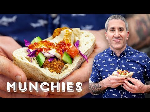 How To Make The Famous Goldie Falafel With Michael Solomonov ...