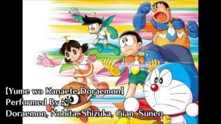 Yume wo Kanaete Doraemon (Characters