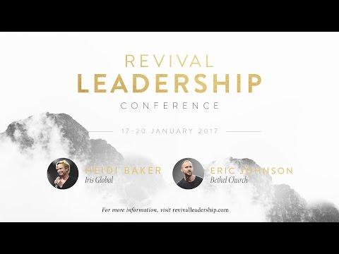 Revival Leadership 2017 - John Arnott (Session I)