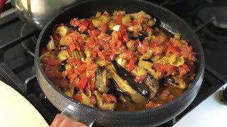 Gambar cover Dünyanın en kolay hazırlanan Patlıcan Yemeği - Naciye Kesici - Yemek Tarifleri