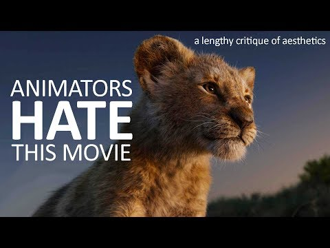 Why Animators HATE The Lion King (2019)