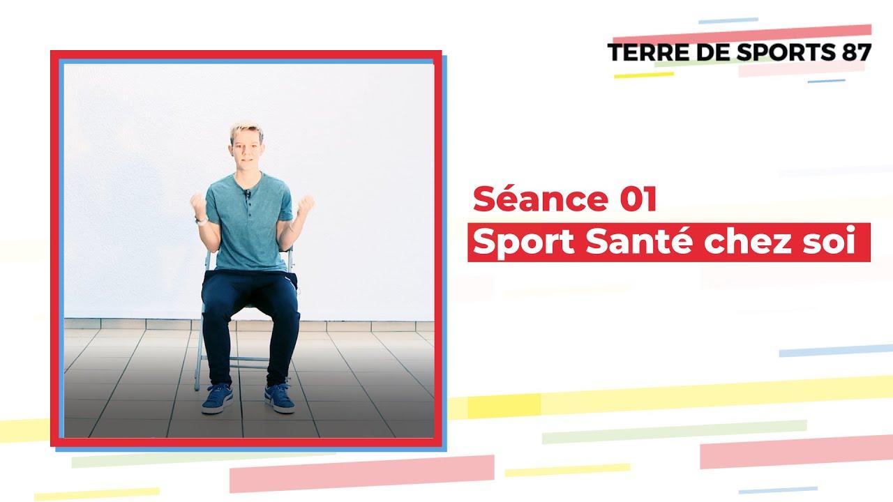 Sport santé - séance 01