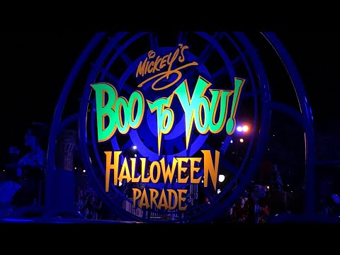Mickey's Not So Scary Halloween Party Opening Night 2018!