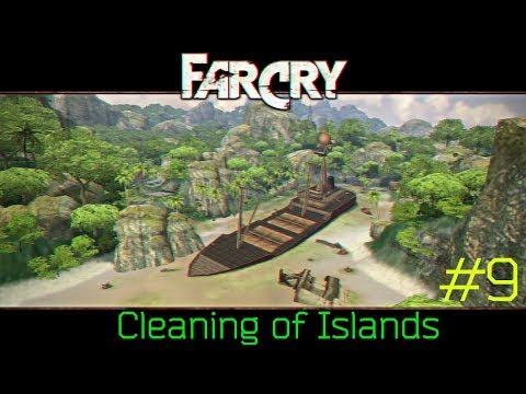 Прохождение игры Far Cry Cleaning Of Islands |Freighter - Фрахтовщик| №9