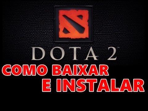 DOTA 2 Como BAIXAR e INSTALAR PC (Sem VÍRUS e Sem Mentiras)