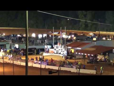 Limited Sportsman Cherokee Speedway 9/2/18