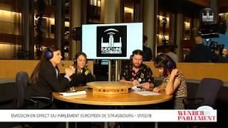 Virginie Rozière s'exprime sur la fin du blocage géographique