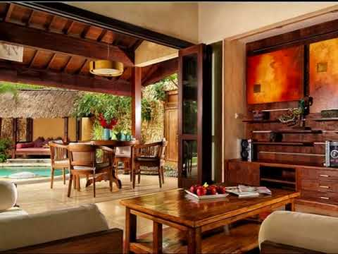 captivating bali style living room designs | Balinese Living Room Design - YouTube