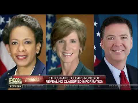 Devin Nunes found innocent of ethics charges