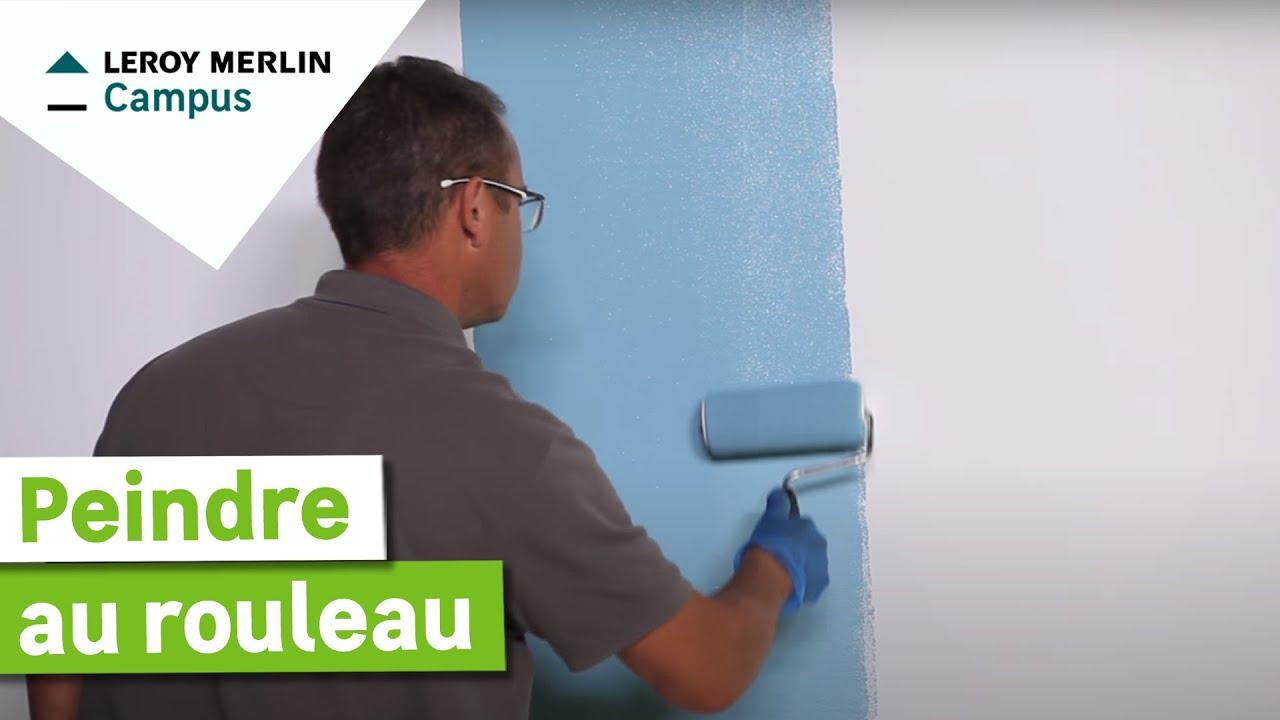 Peindre Au Rouleau