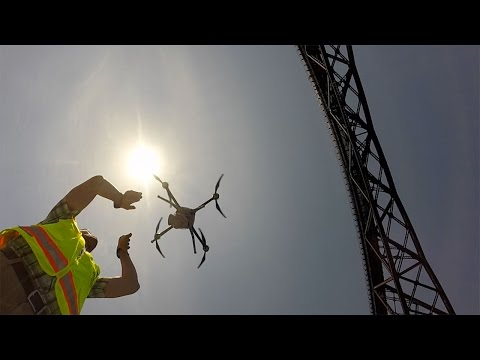 MnDOT tests drones for bridge inspections