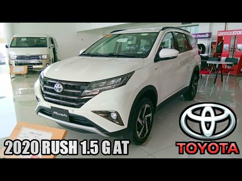 Repeat 2019 Toyota Rush 1 5 G At Walkaround Review Philippines