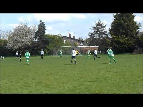 Weston Green 0 vs 2 AFC Cubo