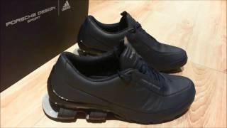 Porsche Design Sport by Adidas Bounce S4 Leather Shoes