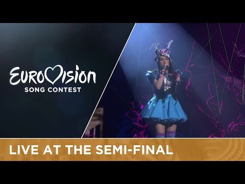 Jamie-Lee - Ghost (Germany) Live at Semi-Final 2