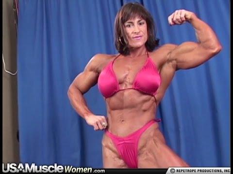 Nursel Gurler - Female Muscle Fitness Motivation