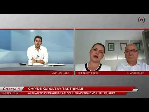 İlhan Cihaner ve Selin Sayek Böke ile CHP'de kurultay tartışması