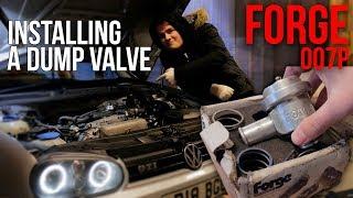 How to Install a Forge Diverter Valve/Dump Valve!