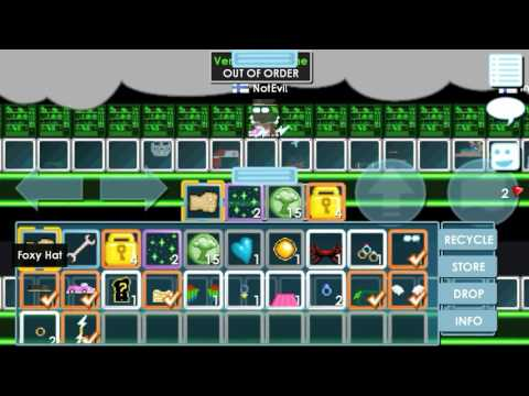 Growtopia - WL TO DEVS #2 (Trading)