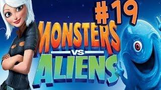 Monsters vs. Aliens - Walkthrough - Part 19 - Final Lap (PC) [HD]