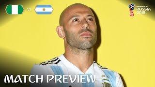 Javier Mascherano (Argentina) - Match 34 Preview - 2018 FIFA World Cup™