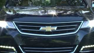 2014 Chevrolet Impala - Drive Time Review with Steve Hammes