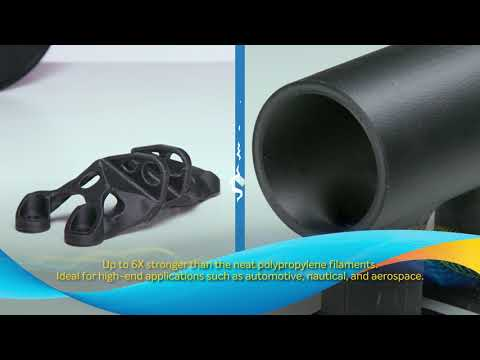 Braskem Launches Carbon Fiber Reinforced Polypropylene Filament...