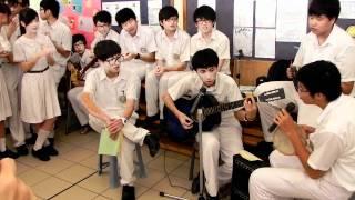 佛教覺光法師中學 BKKSS 2011-2012年度,1號學