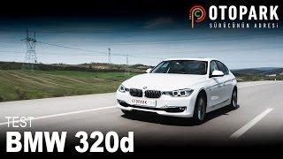 BMW 320d (2012)   TEST