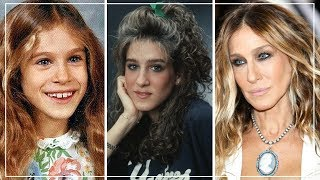 Sarah Jessica Parker | Amazing Transformation from 2 To 52 Years Old