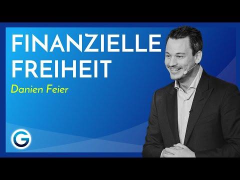Erfolgreiches Denken: So Wirst Du Finanziell Frei // Danien Feier
