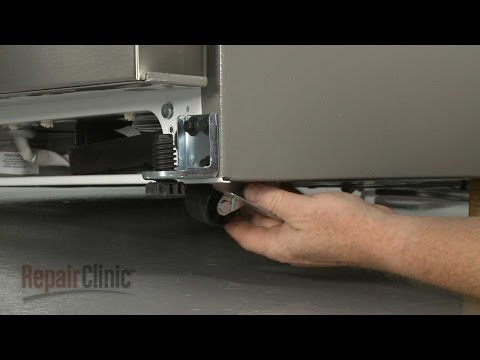 Front Roller Assembly - Frigidaire Refrigerator