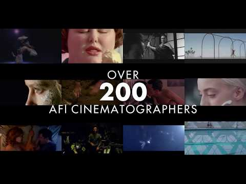 AFI Conservatory Cinematography Visual Essays