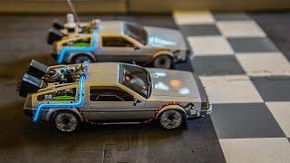 Назад В Будущее Машина Delorean DMC-12
