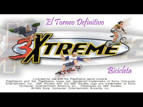 3Xtreme (PS1) El Torneo Definitivo (Bicicleta)