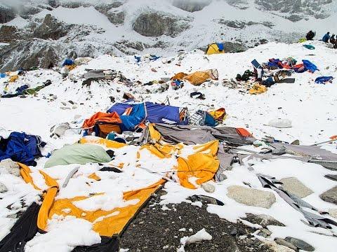 Everest Avalanche Survivor Nick Cienski: 'We Were the Luc