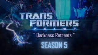 Tрансформеры Прайм 5 Сезон - Трейлер #1 [РУС] - Читайте описание!