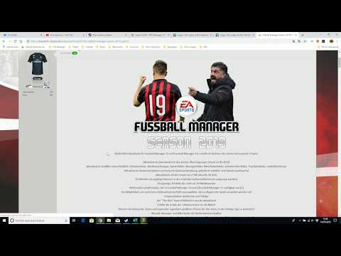 How To Download And Install Fifa Manager 14 For Pc Youtube
