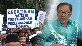 Anwar: ICERD can wait