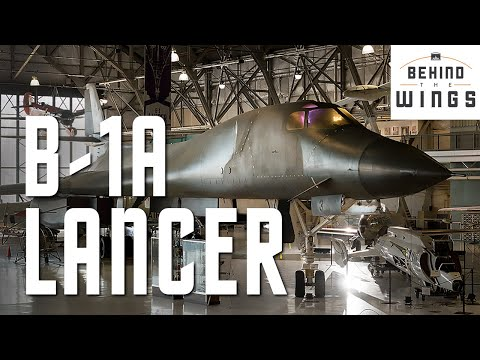 B-1A Lancer | Behind the Wings