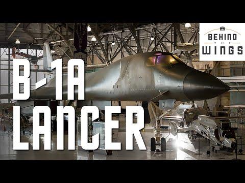 B-1A Lancer |