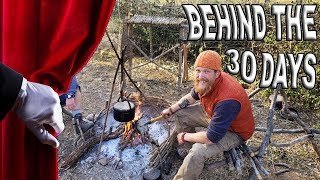 Behind-The-Scenes Of The 30 Day Survival Challenge Texas