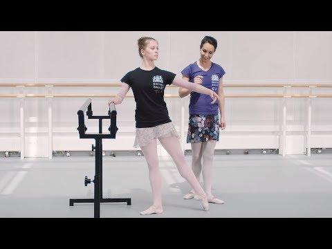 Royal Ballet Fit Episode 2 - Barre