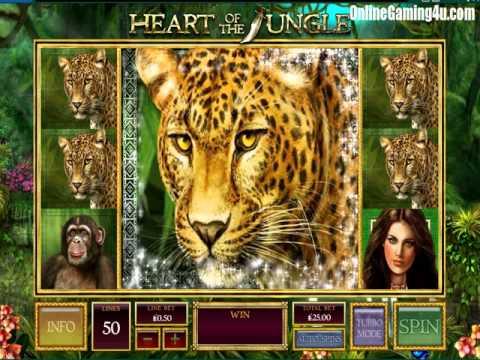 Slots jungle